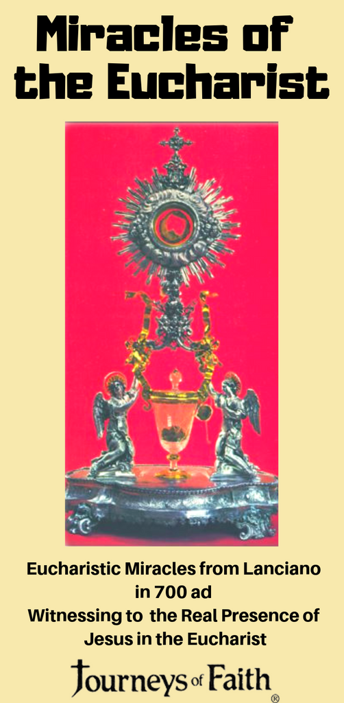 Eucharistic Miracles and other Miracles of the Eucharist