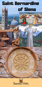 The life of Saint Bernardine of Siena Apostle of the Eucharist