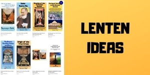 Ideas for Lenten Meditations
