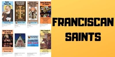 Franciscan Saints and Blesseds