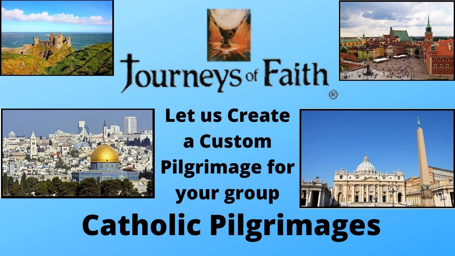 Journeys of Faith Pilgrimages
