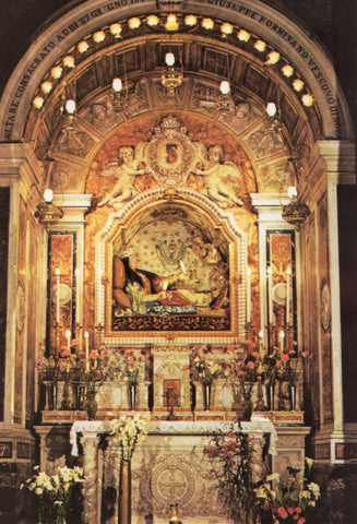 Shrine of Saint Philomena