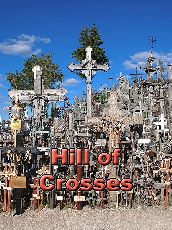 Hill of Crosses in Lithuania Minibook - Bob and Penny Lord