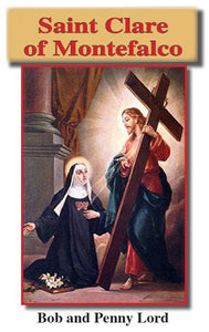 Saint Clare of Montefalco ebook pdf - Bob and Penny Lord