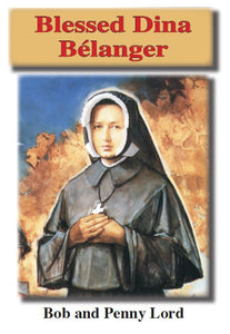 Blessed Dina Belanger ebook pdf - Bob and Penny Lord