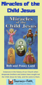 Miracles of the Child Jesus Book - Bob and Penny Lord