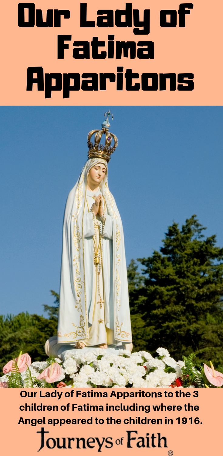 Our Lady of Fatima Apparitions - Bob and Penny Lord