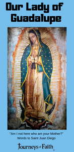Our Lady of Guadalupe - Bob and Penny Lord