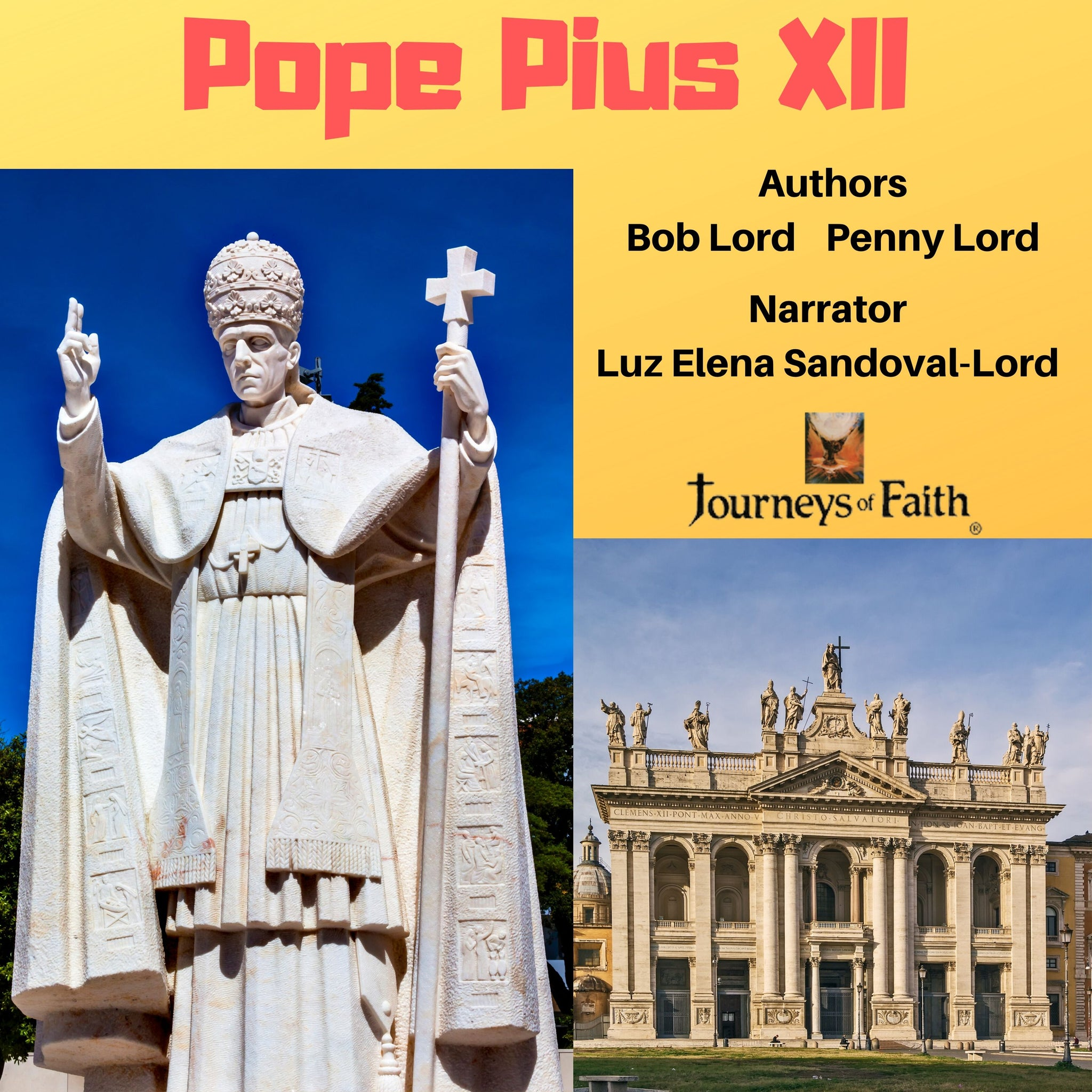 Pope Pius XII Audiobook Audiobook Bob and Penny Lord Ministry