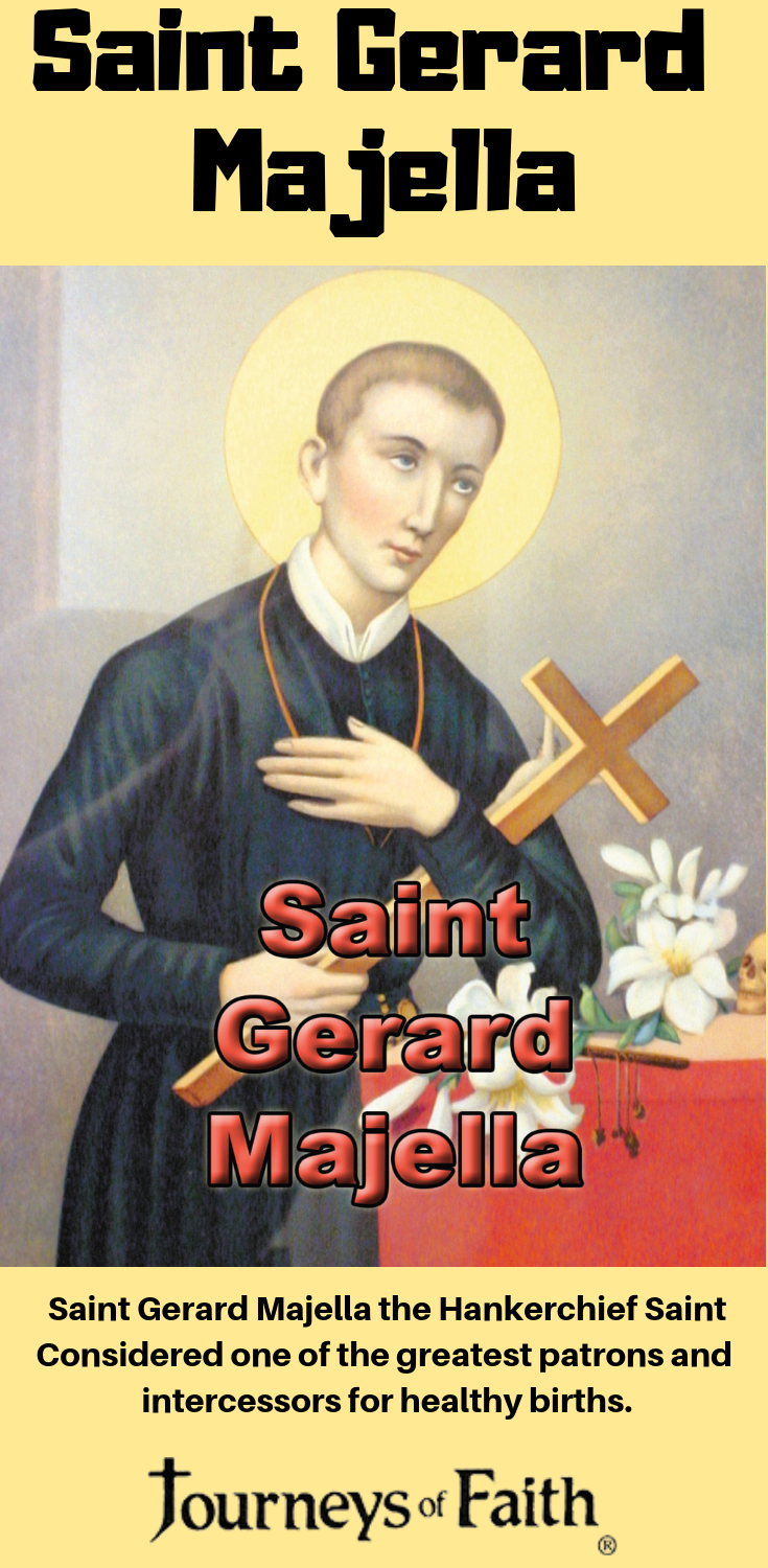 Saint Gerard Majella DVD - Bob and Penny Lord