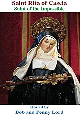 Saint Rita of Cascia mini book - Bob and Penny Lord