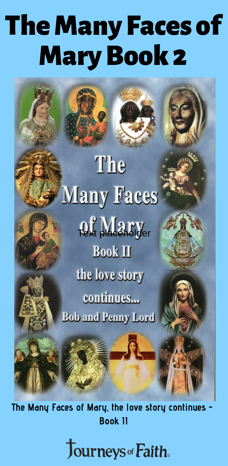 Buy The Many Faces of Mary Book II Book Bob and Penny Lord