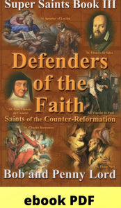 Defenders of the Faith ebook PDF ebook PDF Bob and Penny Lord Ministry