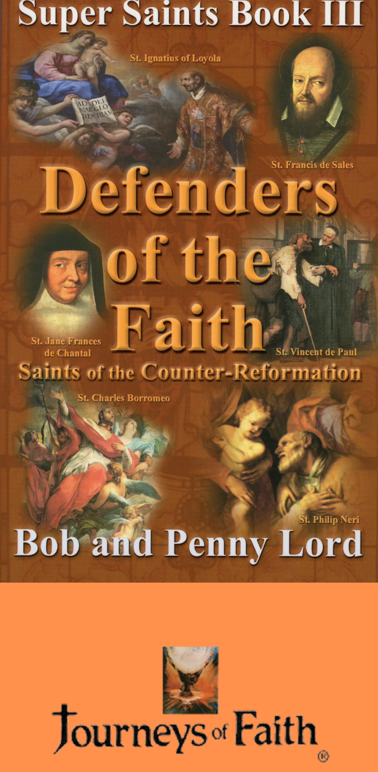 Defenders of the Faith Book - Bob and Penny Lord