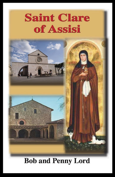 Saint Clare of Assisi Minibook