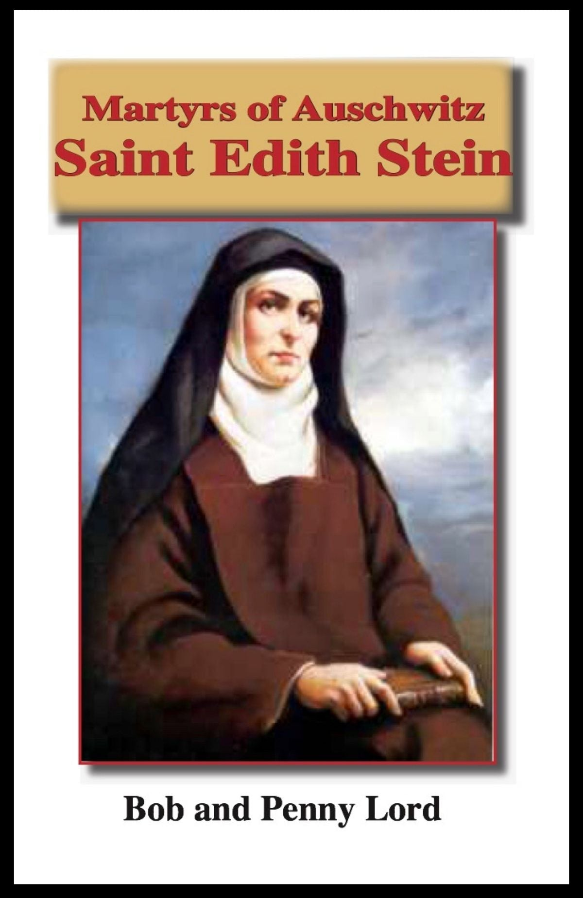 Saint Edith Stein  Minibook - Bob and Penny Lord