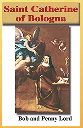 Saint Catherine of Bologna mini book - Bob and Penny Lord