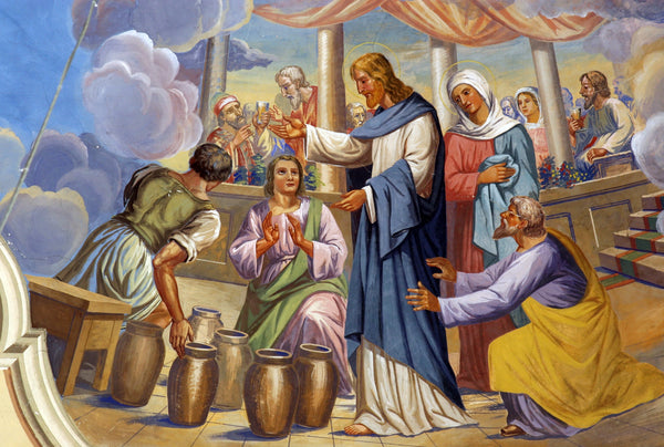 Marriage Feast at Cana | Luminous Mysteries of the Rosary