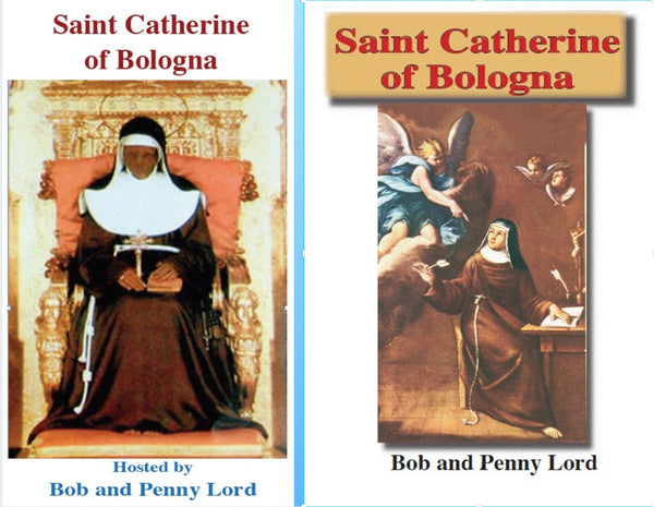 Saint Catherine of Bologna Minibook - Bob and Penny Lord