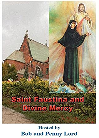 Saint Faustina & Divine Mercy Minibook Minibook Bob and Penny Lord