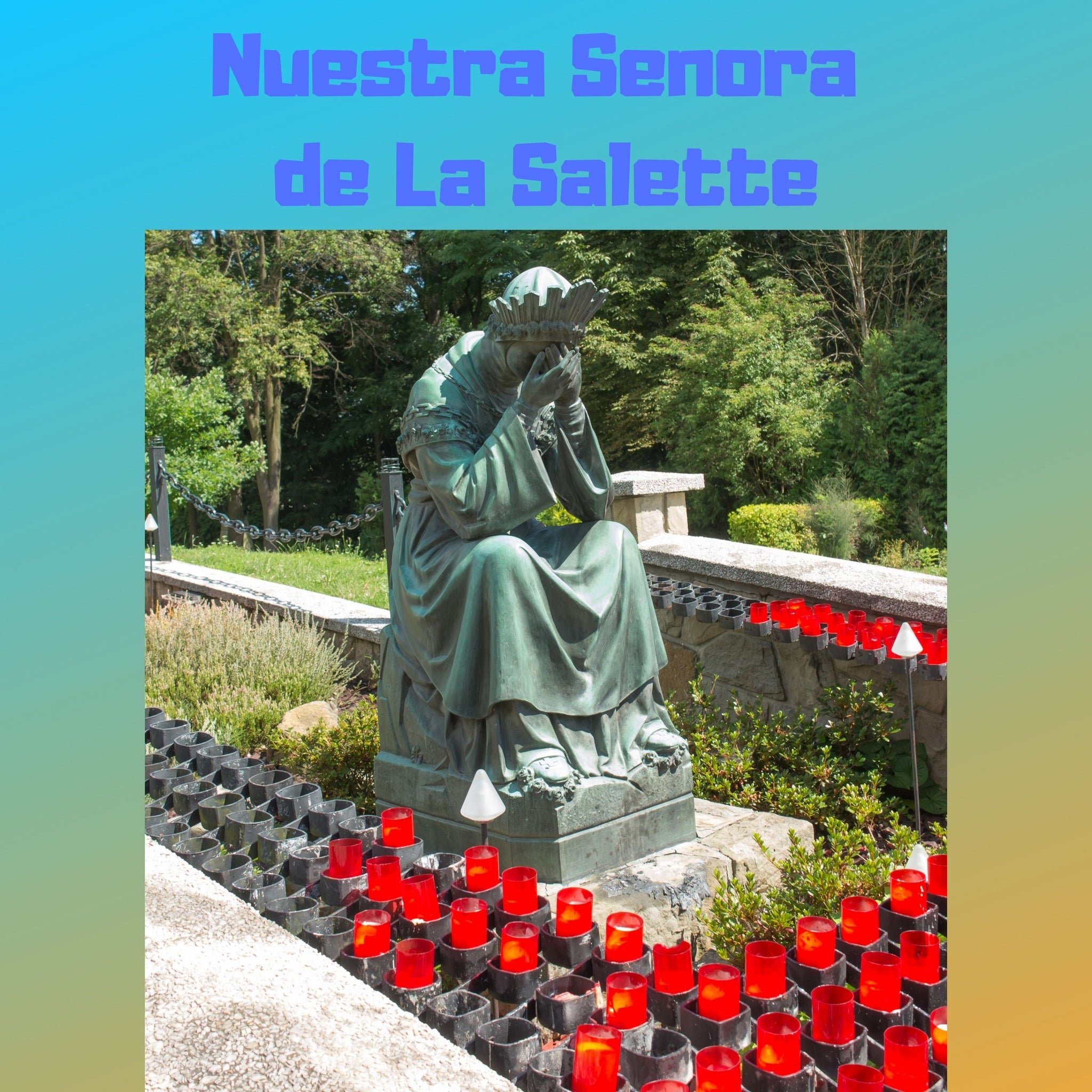 Nuestra Senora de La Salette Audiobook - Bob and Penny Lord