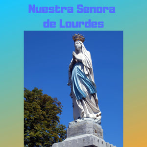 Nuestra Senora de Lourdes Audiobook - Bob and Penny Lord