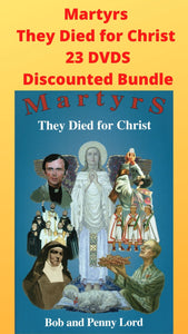 Mart yrs Collection of  23 DVDS Discounted Bundle