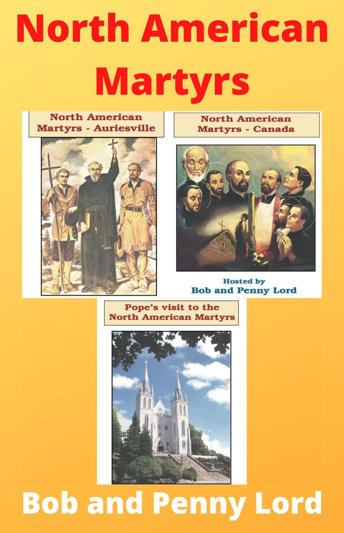 North American Martyrs Bundle