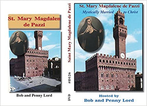Saint Mary Magdalene de Pazzi Minibook - Bob and Penny Lord
