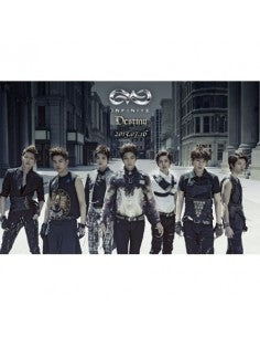 Infinite 2nd Single Album - Destiny