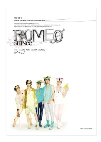 Romeo 3rd Mini Album - MIRO