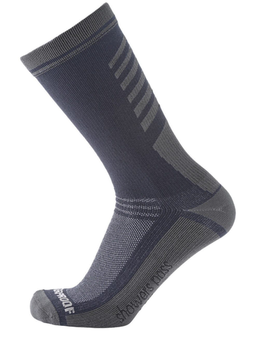 Shower's Pass Waterproof Socken Grau