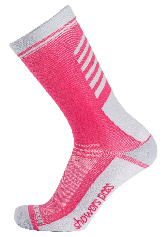 Shower's Pass Waterproof Socken Pink