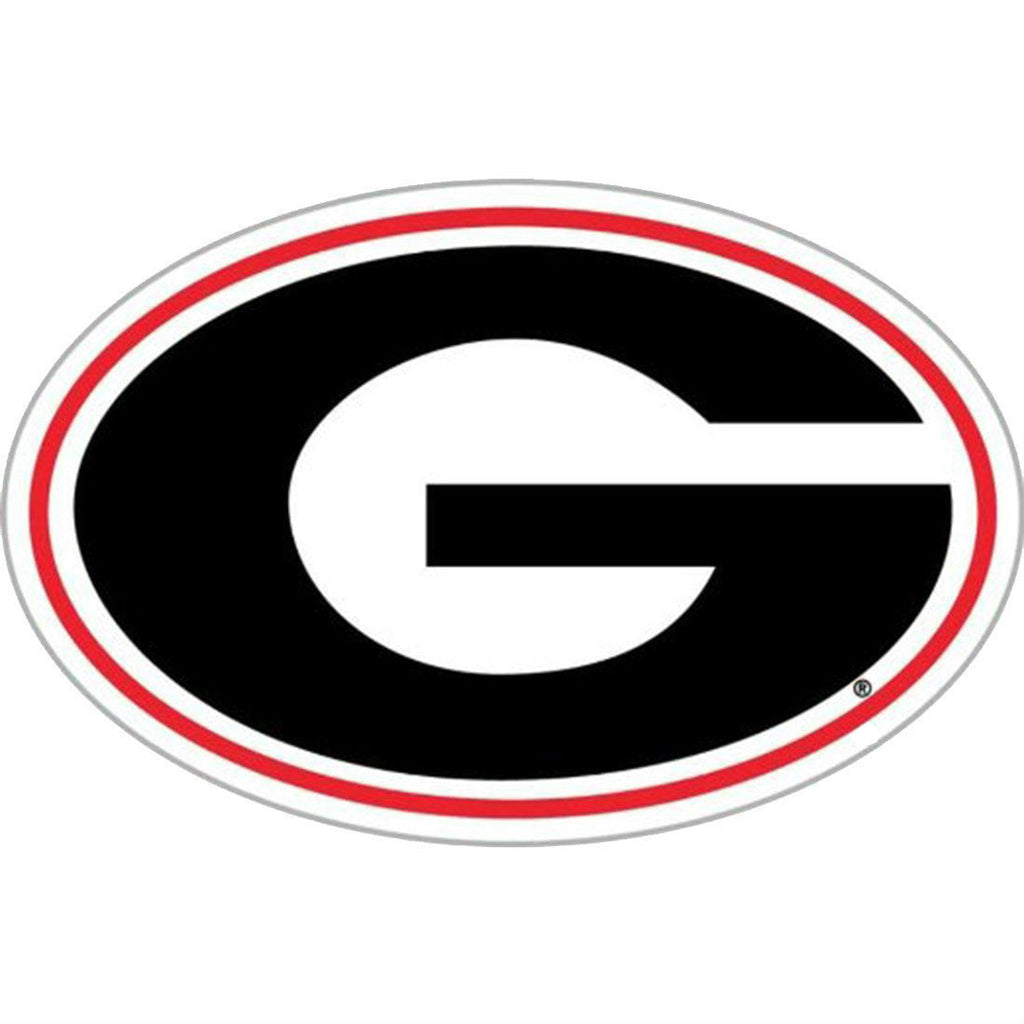 Georgia Bulldogs UGA Super G Magnet 6""