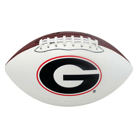 Georgia Bulldogs Baden Official Autograph Football