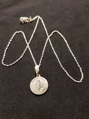 Georgia Redcoat Marching Band Necklace