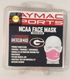 UGA Center Seam Face Mask