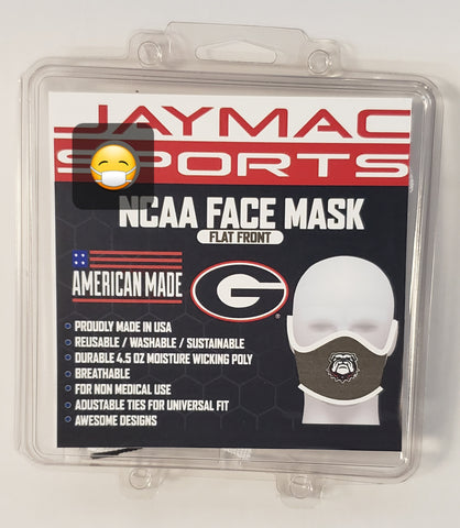 Flat Front Face Mask