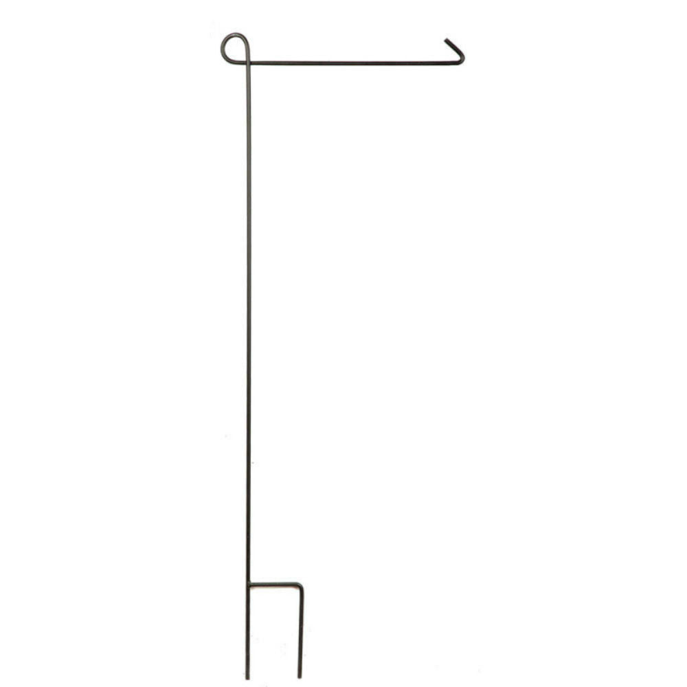 Garden Sized Metal Flag Stand