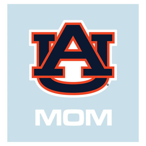 Auburn Tigers AU Mom Decal 5""