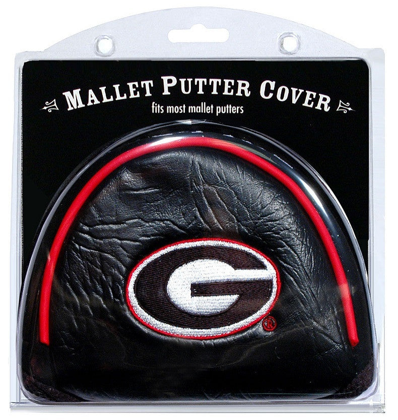 Georgia Bulldogs UGA Golf Mallet Putter Cover