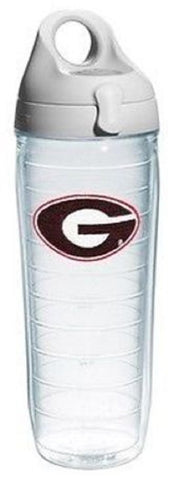Georgia Bulldogs UGA Tervis Tumbler 24oz Water Bottle