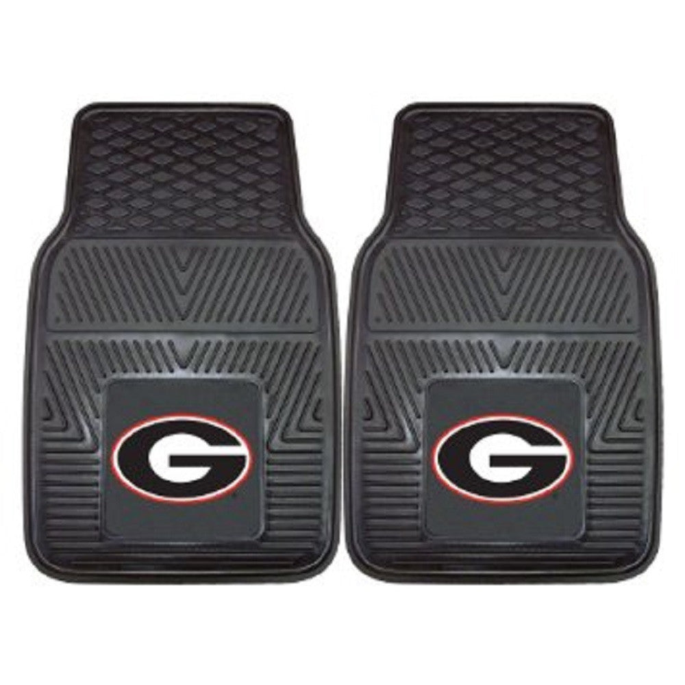 Georgia Bulldogs UGA Heavy Duty Vinyl Car Mats