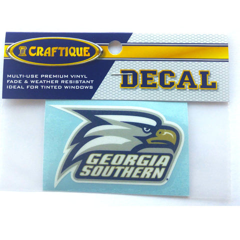 Georgia Southern University Eagles Head Decal 3""