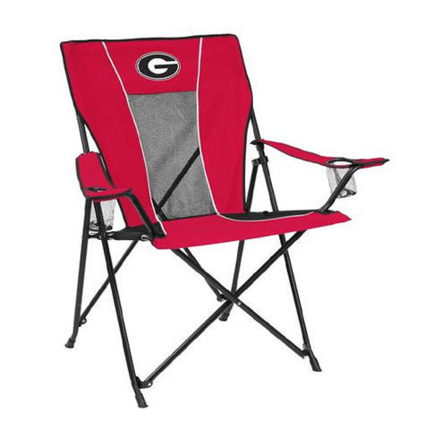 University of Georgia Bulldogs UGA Red Gametime Chair