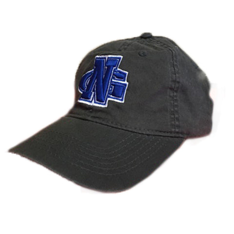 North Georgia Nighthawks UNG Vintage Adjustable Charcoal Cap Hat