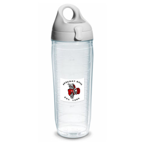 UGA Redcoat Band Tervis Tumbler 24 oz. Water Bottle