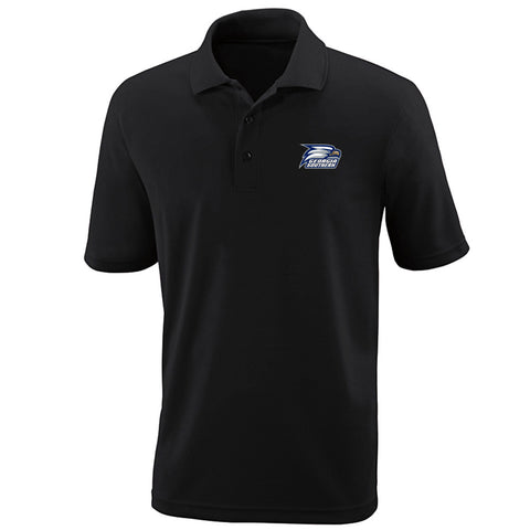GSU Eagle Left Chest Navy Polo Multiple Sizes