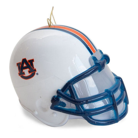 Auburn Tigers Football Helmet Christmas Tree Ornament Acrylic Light-Up In Box