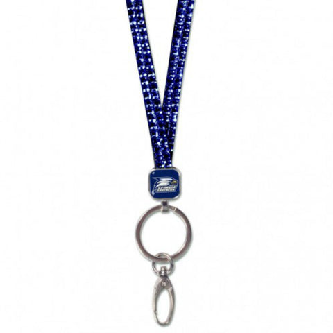 GSU Eagles Crystal Bling Lanyard